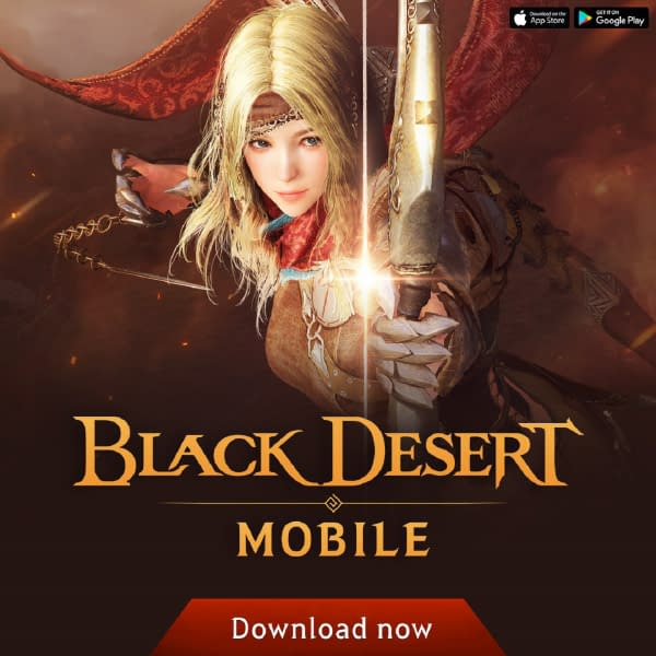 """Pearl Abyss Launches """"Black Desert Mobile"""" & Xbox Updates"""