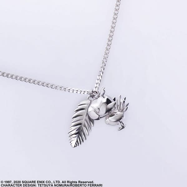 """You Can Snag Tifa's Jewelry From """"Final Fantasy VII Remake"""" For a Pretty Penny"""