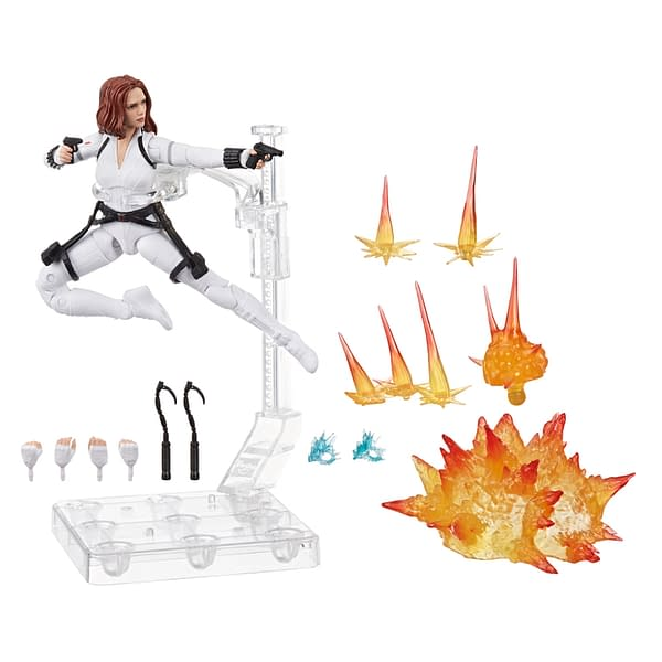 Marvel Legends Special Edition Black Widow Coming in Spring