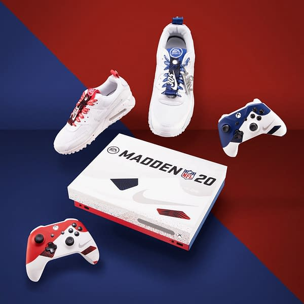Xbox, Nike, and EA Sports Team Up