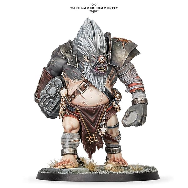 """New Games Workshop Releases for """"Warcry"""""""