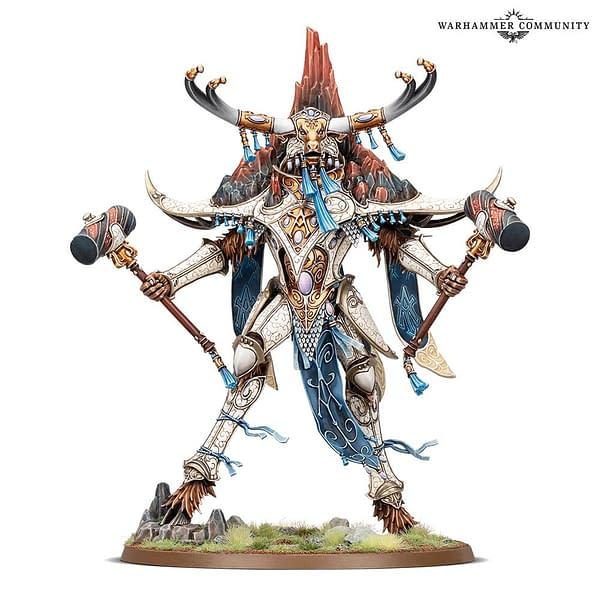 Avalenor the Stoneheart King
