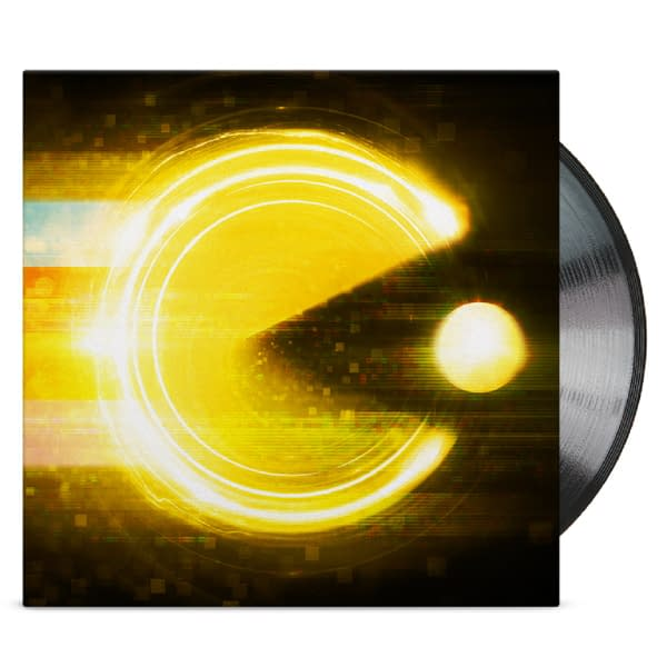 "Iam8bit Is Releasing A ""Pac-Man"" Anniversary Record Store Day Exclusive"