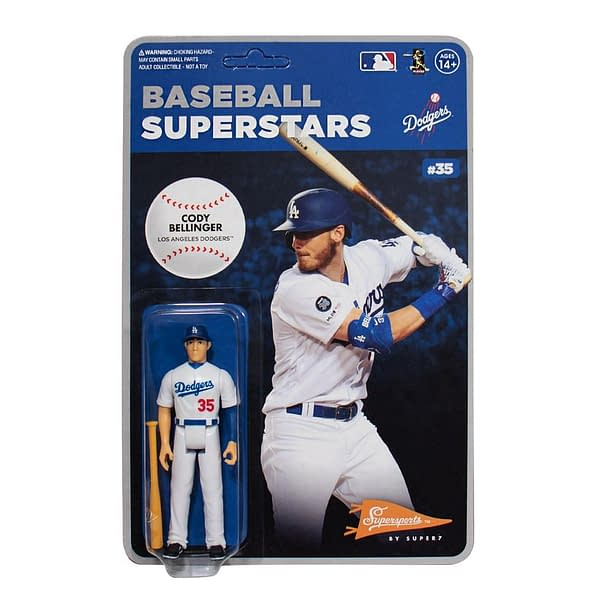 Super7 Says 'Play Ball!' With New MLB Figures