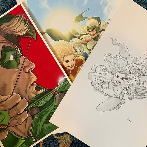Now #Canucks4Comics Sees Creators Help Canadian Comic Shops In Need.