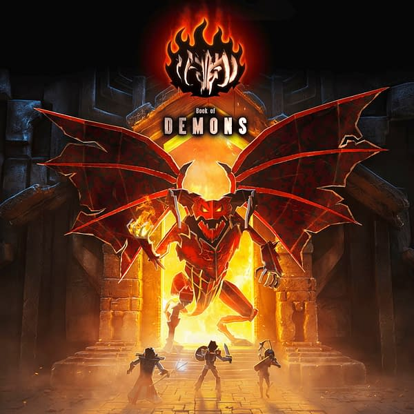 You'll soon be able to play Book Of Demons on every console, courtesy of 505 Games.