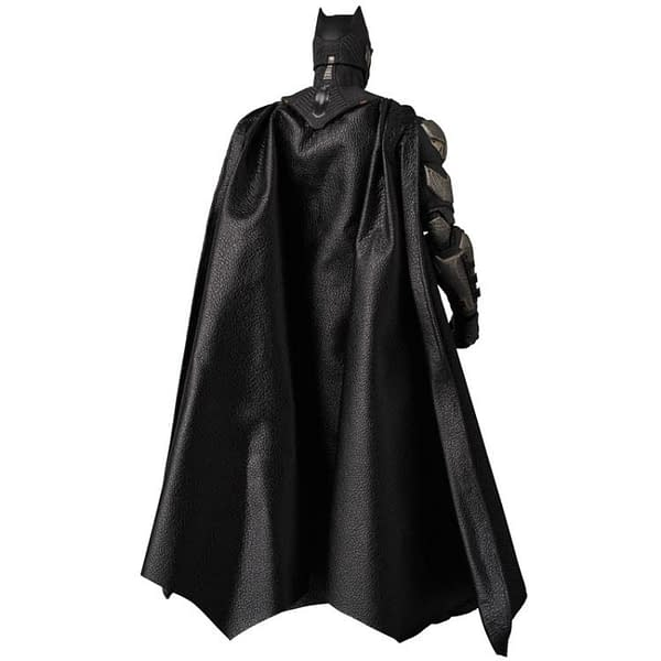 Justice League Tactical Suit Batman from MAFEX