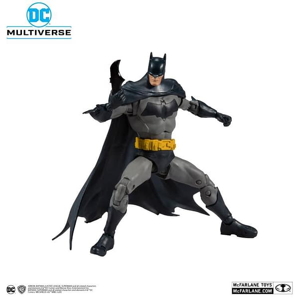 Detective Comic #1000 Batman Figure from McFarlane Toys