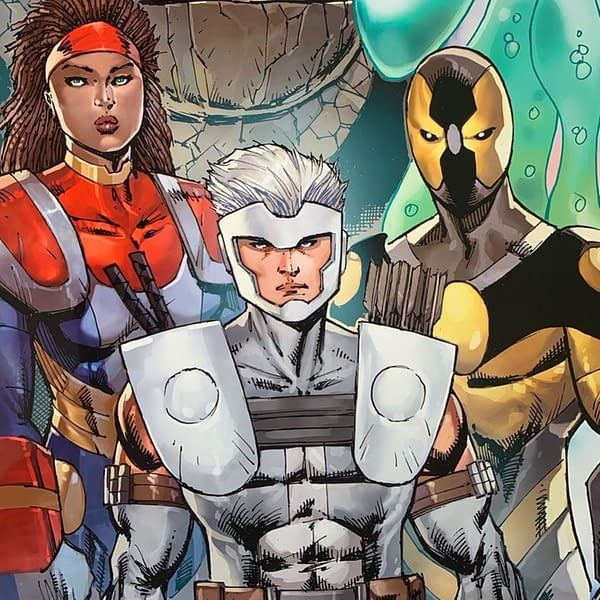 Rob Liefeld Launches Youngblood Replacement, #EKO92
