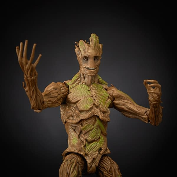 Marvel Legends Groot Evolutions Pack from Hasbro