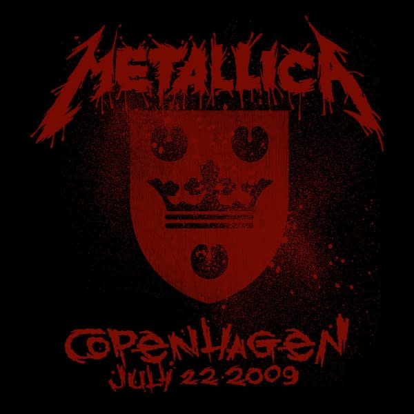 Metallica Mondays Continue With Their Show From July 22, 2009