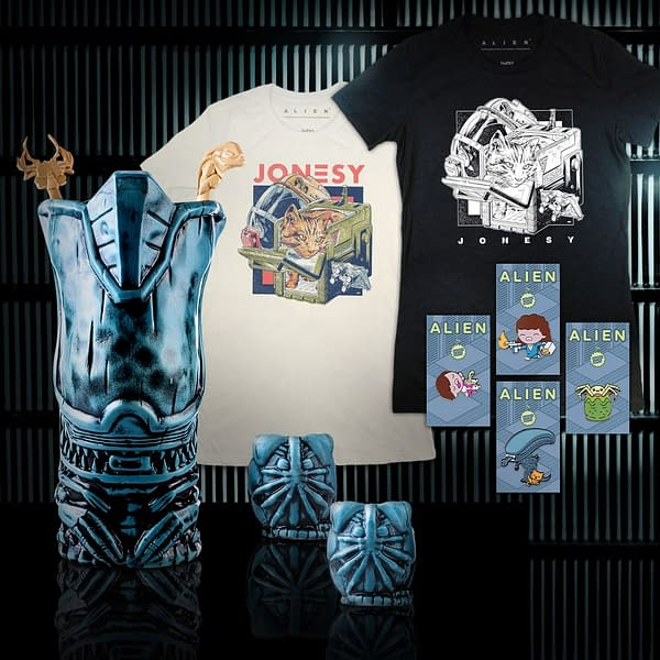 Mondo has a bunch of new items available for Alien Day 2020. Credit: Mondo