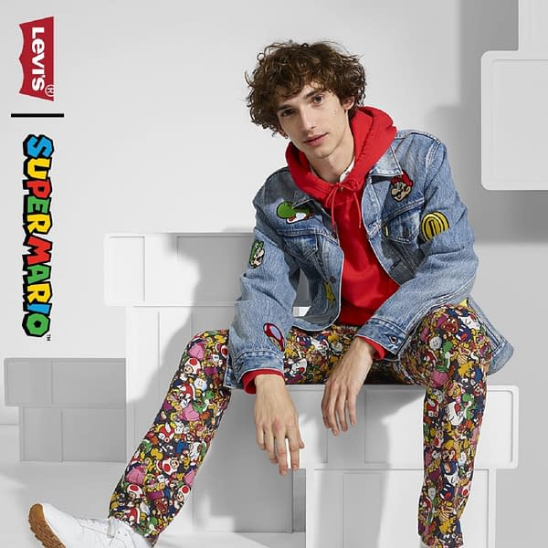 Nintendo Levi's Clothing