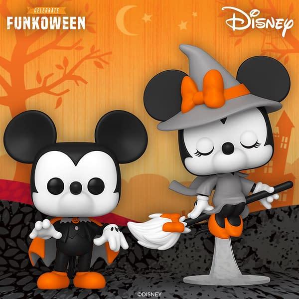 Funko Funkoween Continues with Disney Halloween Pops
