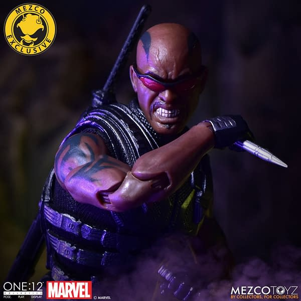 One: 12 Collective Blade MXD Figure from Mezco Toyz