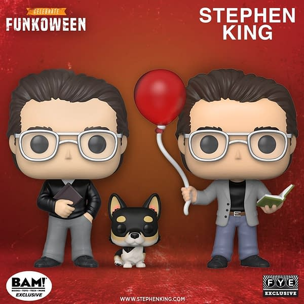 Funko Funkoween Reveals - Stephen King and Universal Monsters