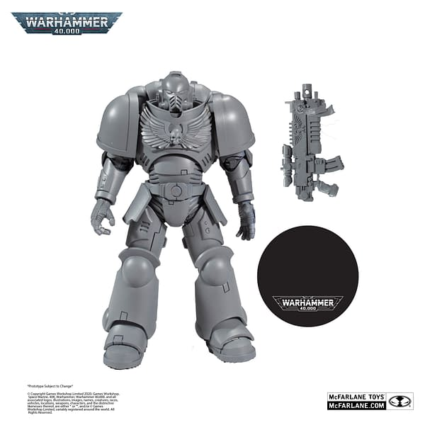 Warhammer 40,000 Comes To Life with McFarlane Toys