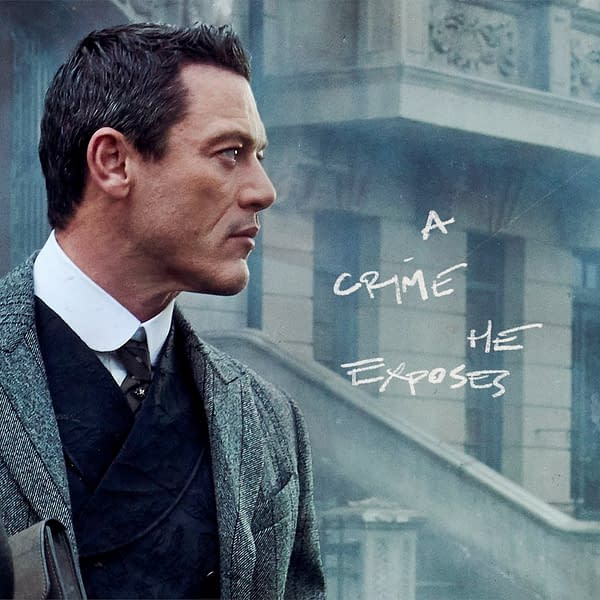 John Moore finds a crime to expose in The Alienist: Angel of Darkness, courtesy of TNT.