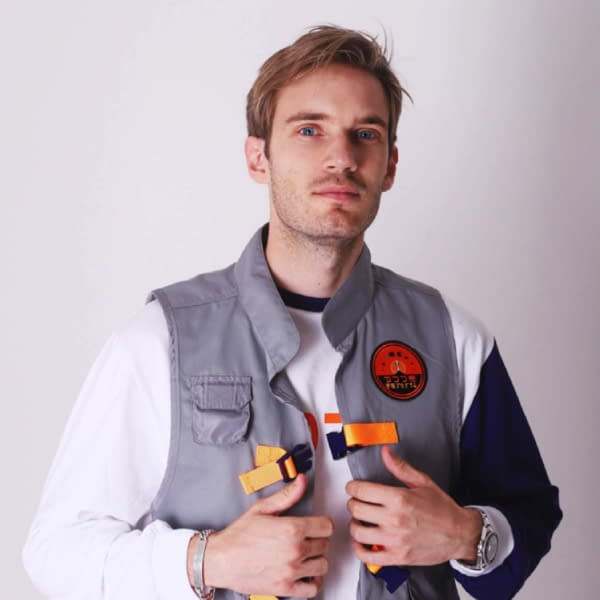 PewDiePie has generated over 25 billion views to date, courtesy of YouTube.