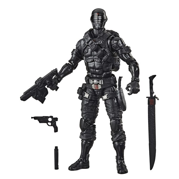 Snake Eyes GI JOE Classified Series - OOP
