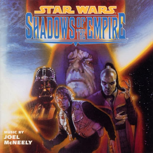 The Star Wars Shadows Of The Empire soundtrack will be released by Varèse Sarabande Records.