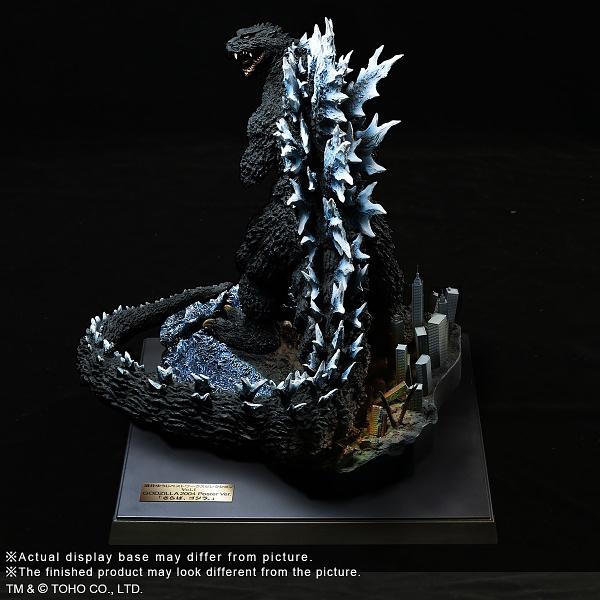 X-Plus-Godzilla-2004-Statue-009