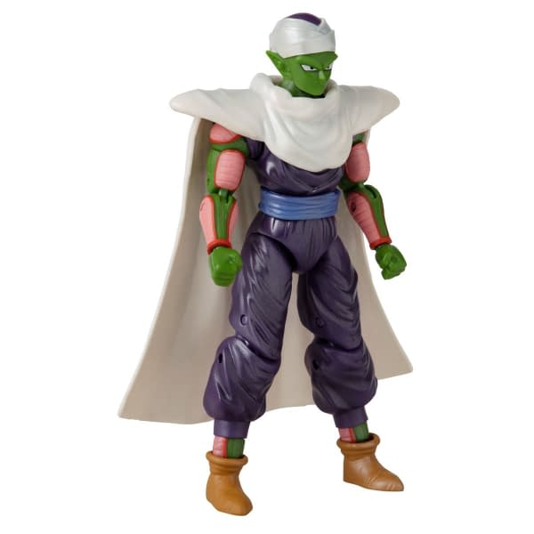 Dragon Ball Super Dragon Stars Super Saiyan Gohan and Piccolo Cape Version Action Figure 2-Pack - EE Exclusive