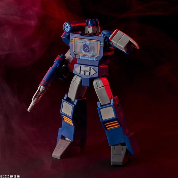 Transformers R.E.D. Series Figures Announced by Hasbro