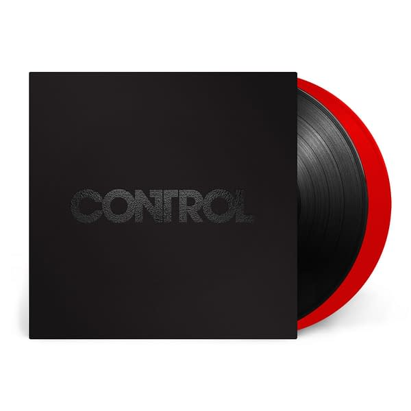 A look at the cover of the Control vinyl soundtrack, courtesy of Laced Records.