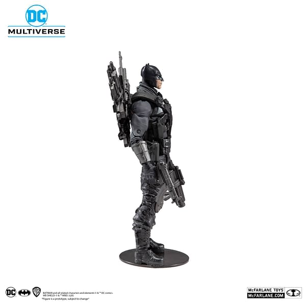 Batman Murder Machine and The Grim Knight Join McFarlane Toys