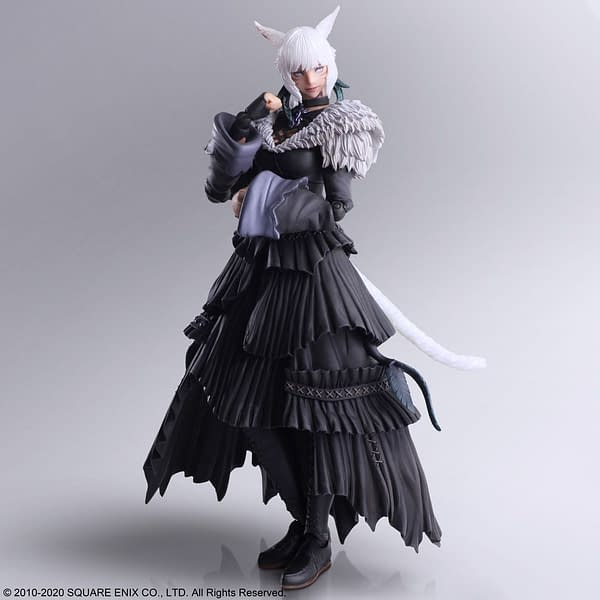 Final Fantasy XIV – Y'shtola Rhul Bring Arts 6″ Scale Figure
