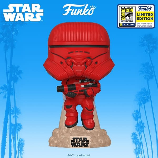 Funko SDCC 2020 Reveals - The Office and Star Wars