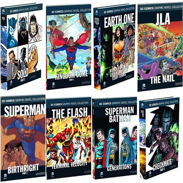 Zavvi Liquidates 50 DC Comics Hardcovers, £2.50 Each, Run Don't Walk.