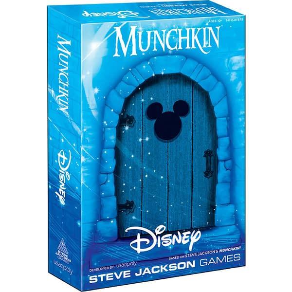 The Op & Steve Jackson Games Announce Munchkin: Disney