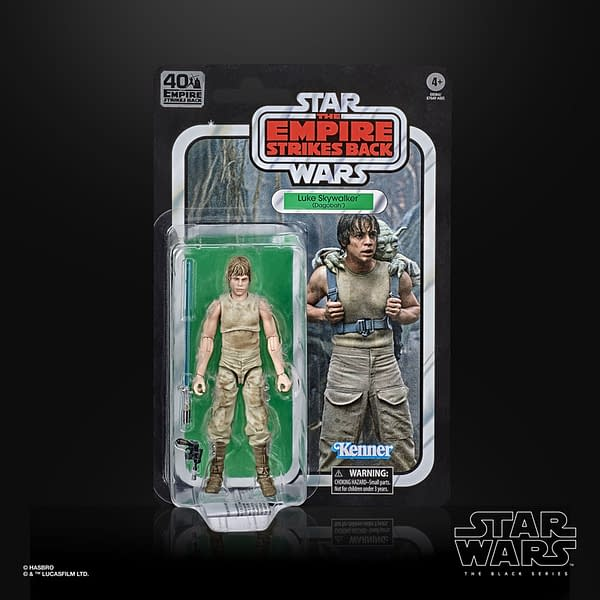 x5 perso  preorder Star Wars Episode V Black Serie 40th Anniversary 2020 Wave 3
