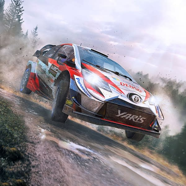Toyota Gazoo Racing will be sponsoring WRC Esports for the next year, courtesy of NACON.