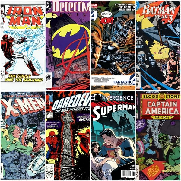 25 Modern Comics May Increase In Price - Comic Store In Your Future.