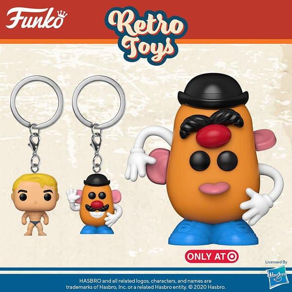 Funko Announces New Line of Pop Vinyls: Retro Toys