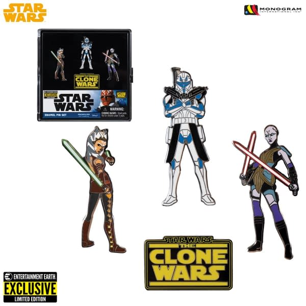 Entertainment Earth SDCC 2020 Exclusives Big Hero 6 and Star Wars