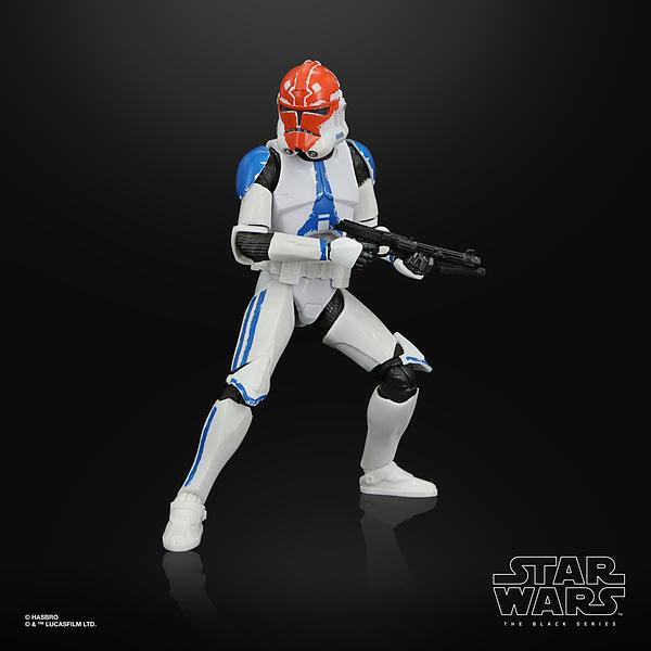 Star Wars: The Clone Wars Siege of Mandalore Get Black Series Wave