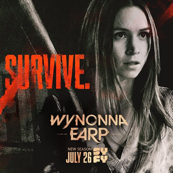 Wynonna Earp Season 4: Fight. Defend. Resist. Survive. Don't Give Up