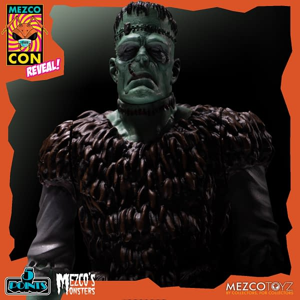Mezco Toyz SDCC Wrap-Up: All the Reveals in One Place