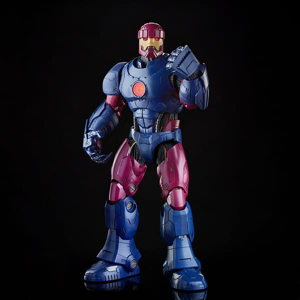 Hasbro Announced HasLabs 26 Inch Sentinel to Hunt the X-Men
