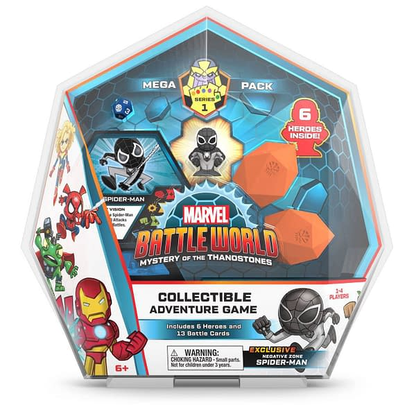 Funko Enters the Battleworld with New Marvel Collectible Game