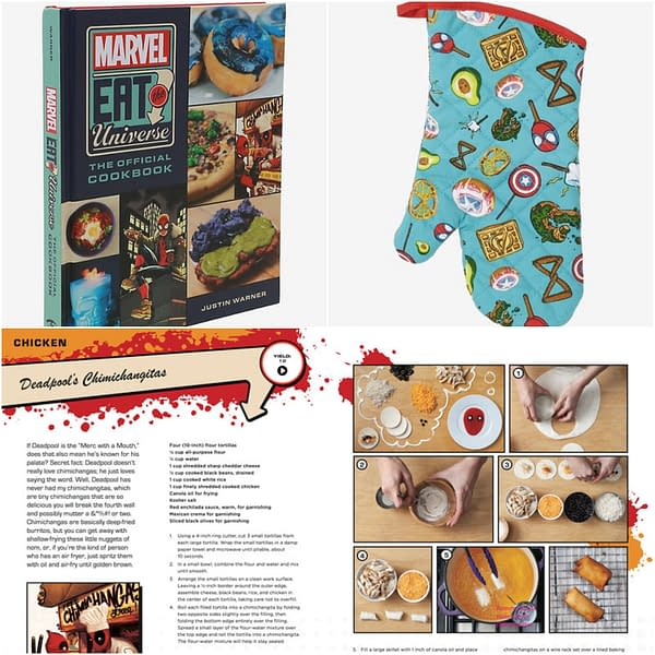 "BoxLunch And Marvel Team-Up To Launch ""Eat The Universe"""