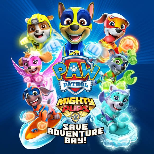 PAW Patrol: Mighty Pups Save Adventure Bay will arrive in November, courtesy of Outright Games.