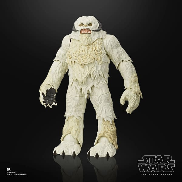 Star Wars Gets Frosty with Black Series Wampa Figure from Hasbro
