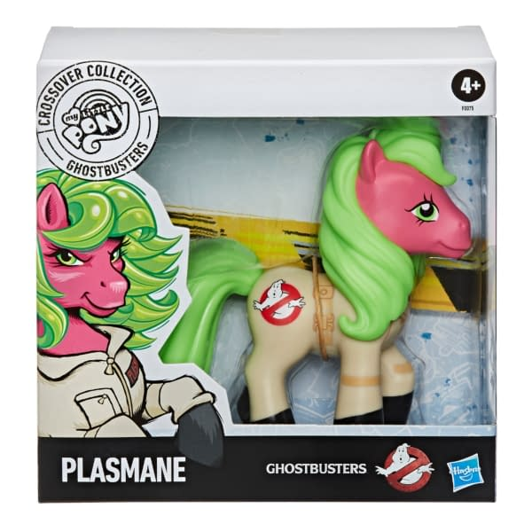 My Little Pony And Ghostbusters Cross Over For New Plasmane Figure