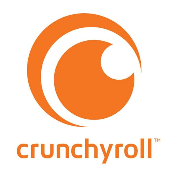 The official logo for Crunchyroll