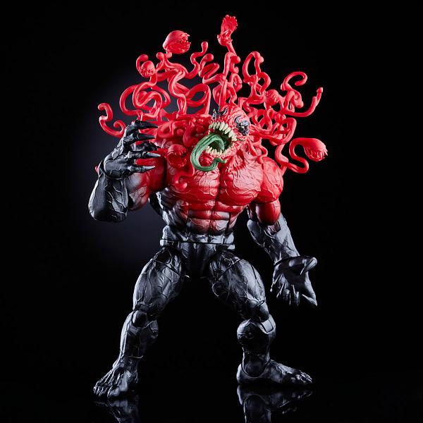 marvel legends symbiote toxin hasbro